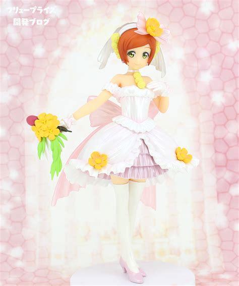 Hoshizora Rin Wing Bell Furyu bentobyte s may 2015 released figure up bentobyte