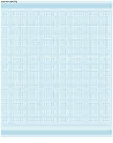 graphing paper template free graph paper template