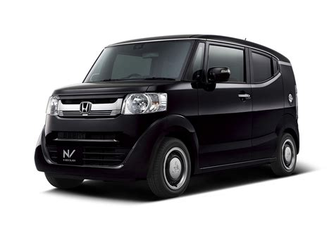Honda Launches All New N Box Slash Kei Car In Japan