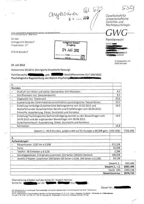 Gutachten Schreiben Muster Bachelorarbeit Gutachten Im Familiengerichtlichen Verfahren 11