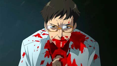 imagenes de anime another another muerte del profesor youtube