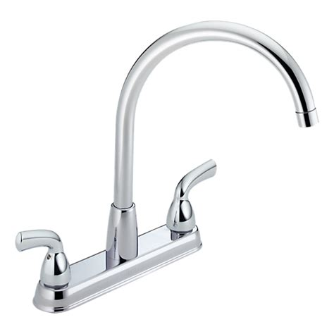 Looking For Kitchen Faucets P99568 D Two Handle Kitchen Faucet