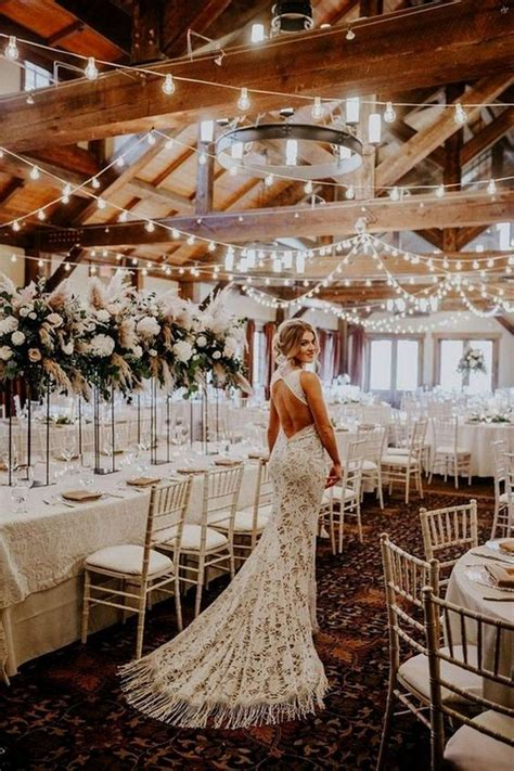 rustic wedding receptions archives   day