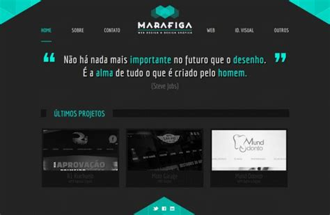 top design inspiration sites marafiga web design and graphic design webdesign