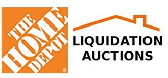 home depot liquidation auctions liquidation buying