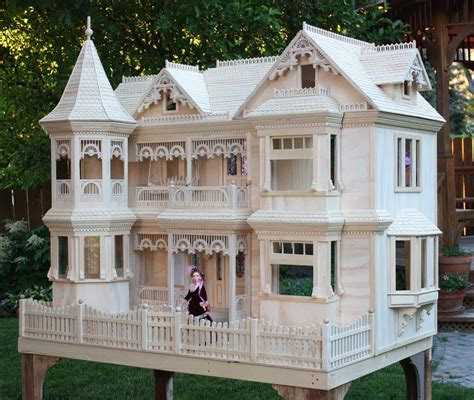 dolls house shops online 04 fs 152 victorian barbie doll house woodworking plan woodworkersworkshop