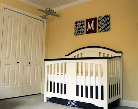 Delta Springtime Lifetime Crib by Vintage Race Car Nursery Project Nursery