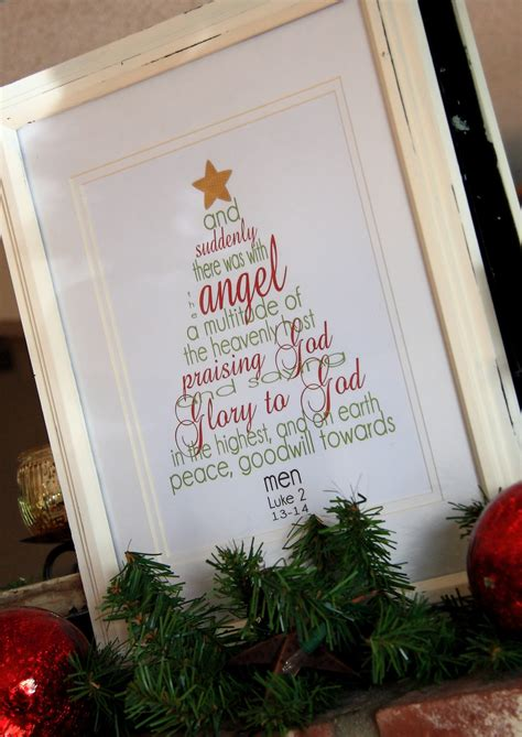 christmas scripture word tree printable yellow bliss road