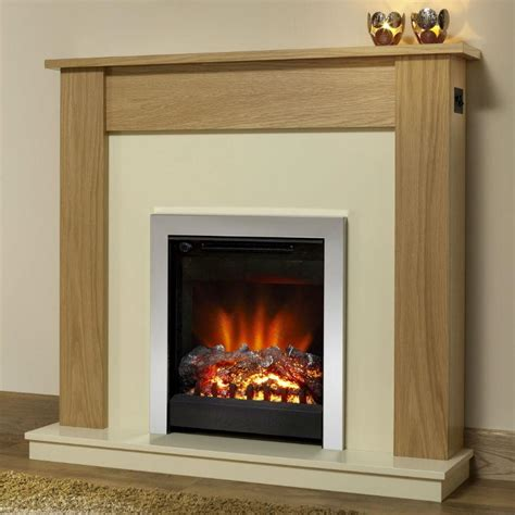 be modern lyndhurst eco electric fireplace