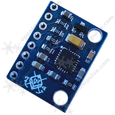 integrated circuit gyroscope mpu6050 axis accelerometer and gyro open impulseopen impulse