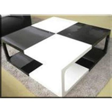 White And Black Coffee Table by Modern White And Black Coffee Table Betterimprovement