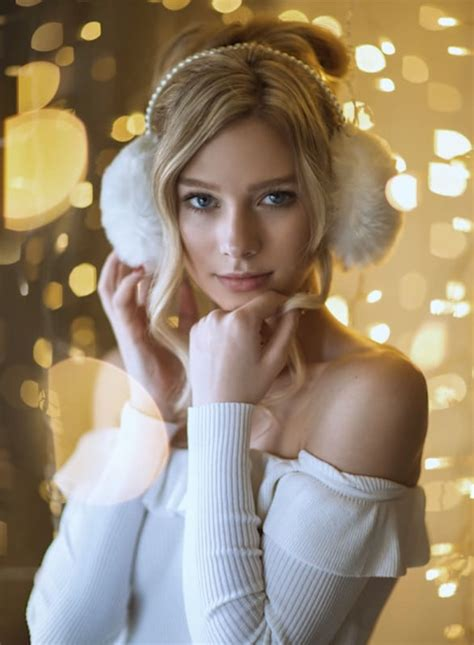 christmas lights photography tips for portraiture by irene