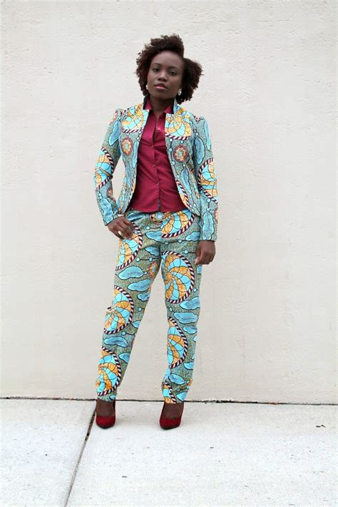 nigerian ankara jackets mccall s pattern ankara suit jacket blazer pants