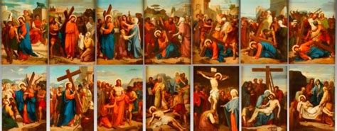 imagenes de la virgen maria en el viacrucis via crucis il suo profondo significato e le 14 stazioni