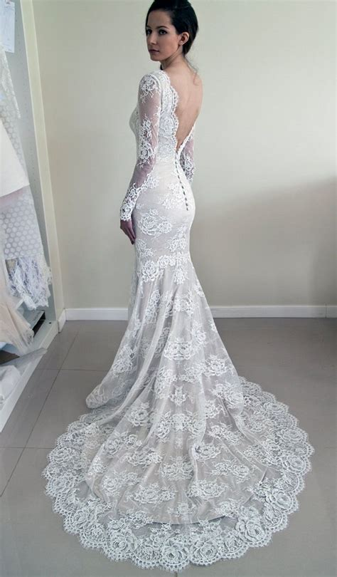 8 Absolutely Beautiful Wedding Dresses by Beautiful Wedding Dress With Sleeve Inspiration 100s