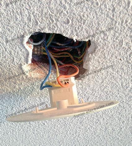 Branchement Ventilateur Plafond by Sch 233 Ma Branchement 233 Lectrique Commande Murale Sur Va Et