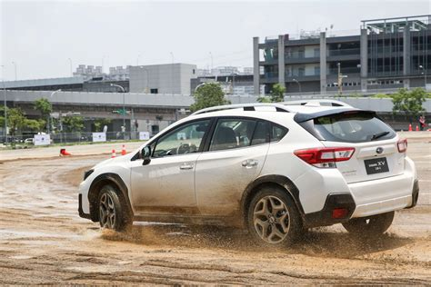 subaru all subaru all new xv crossover is on its way drive safe and