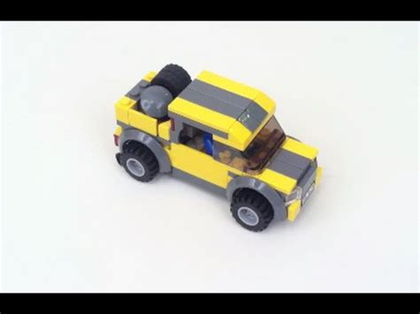tutorial lego truck lego pickup truck moc tutorial youtube