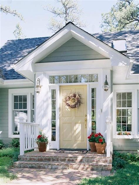 Cottage Style Exterior Doors Cottage Style Shut The Front Door Cottage