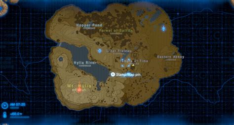 legend of zelda map comparison here are 10 things you should know about the new zelda