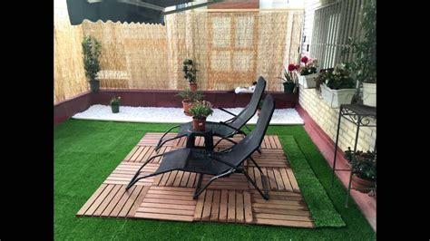 ideas decoracion terraza barata cerramiento de terraza y decoraci 243 n sencilla y econ 243 mica