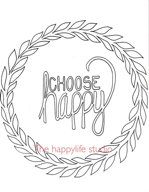 happy coloring pages choose happy coloring page simple coloring page