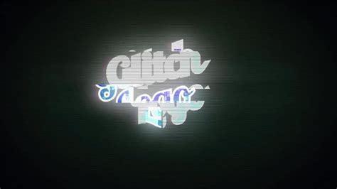 logo glitch tutorial glitch logo after effects templates motion array