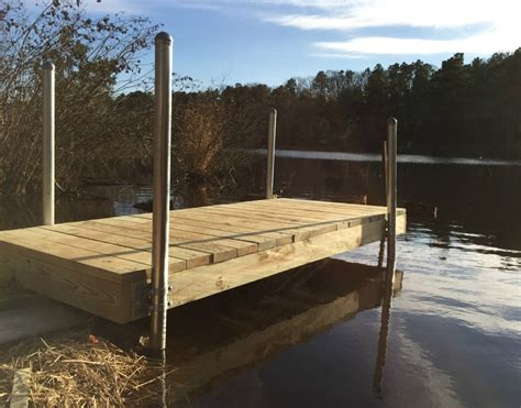 build a diy boat dock bare feet on the dashboard - Boat Dock Diy