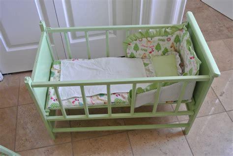 baby doll crib diy confessions of a