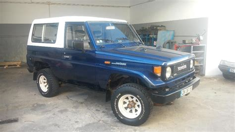 used toyota bj 73 at 4 500