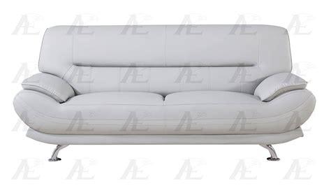 American Eagle Light Grey Original american eagle furniture ae709 lg light gray sofa faux