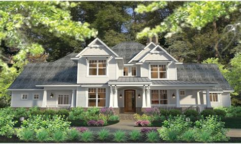 Country Farmhouse Plans Eplans Farmhouse House Plan Modern Farmhouse With Vintage Appeal Country House Plans With