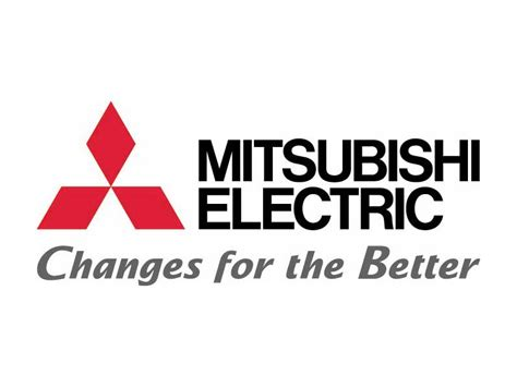 mitsubishi electric and logo mitsubishi electric sets up shop in china autoevolution