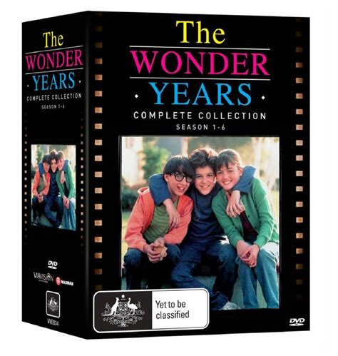 format dvd tv the wonder years complete collection dvd review impulse