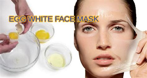 Pasaran Masker Egg White how to get rid of hair naturally