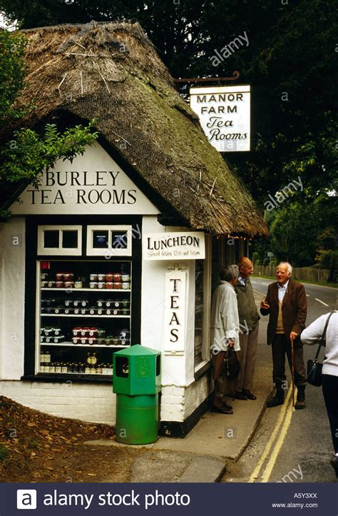 Tea Room Forest by Tea Rooms At Burley The New Forest Hshire