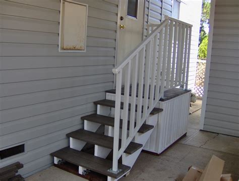 different options for your mobile home steps rugdots