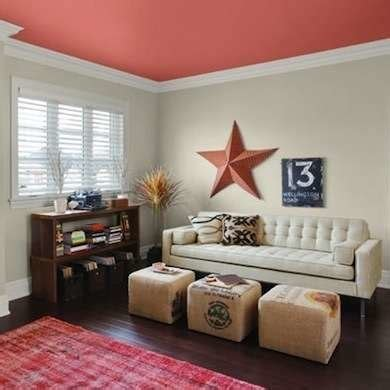 bright painted ceiling painted ceiling ideas 11 colors that wow bob vila