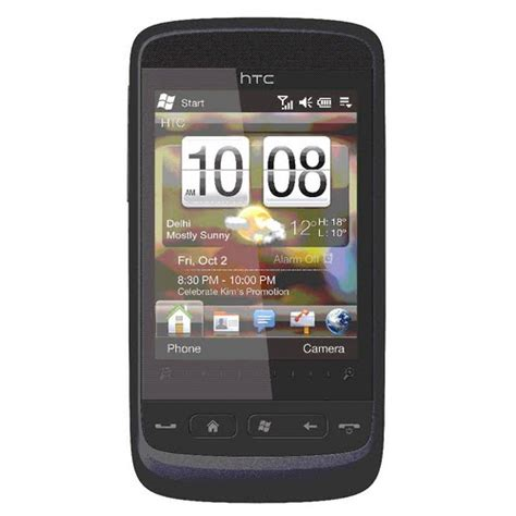 htc touch 2 themes htc touch 2 actual size image