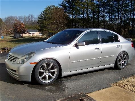 i have an 03 g35 coupe 6mt recently i depressed the 03 g35 sedan 6mt cheap g35driver