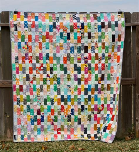 A Quilt by A Quilt Is Cobblestone Quilt
