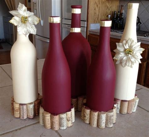 wine bottle wedding decoration ideas best 25 wine bottle centerpieces ideas on