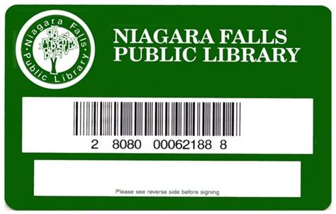 Niagara Falls Gift Cards - 176 best images about library cards on pinterest clinton county terre haute and
