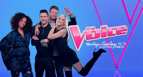 nbc renewed shows 2016 2017 the voice nbc releases new photos ahead of season 12