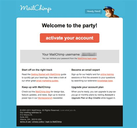 mailchimp confirm subscription template the confirmation email how to stop wasting your