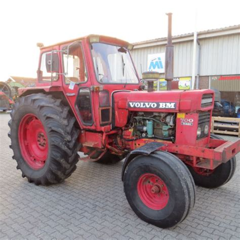 volvo traktor model bm  turbo  wd  sale retrade offers  machines vehicles