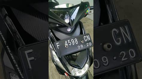 Karpet Buat Motor Scoopy 84 modifikasi motor mio m3 sobat modifikasi