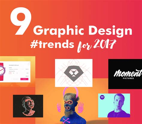 graphic design layout trends 9 graphic design trends that will take over 2017 designlazy