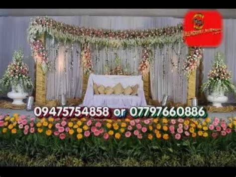 Marrage Decoration in Kolkata. Flower Decoration in