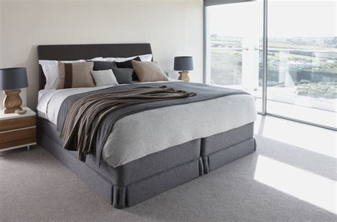spring bed vi spring introduces exclusive all wool bed the lerwick